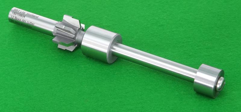 12 bore rim cutter